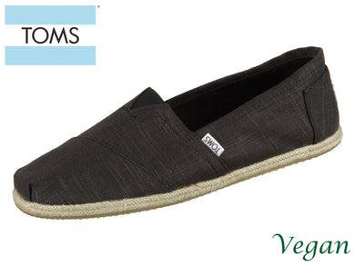 TOMS Alpargata 10008356 black Canvas