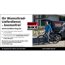 Laden Sie das Bild in den Galerie-Viewer, HOT.BIKE