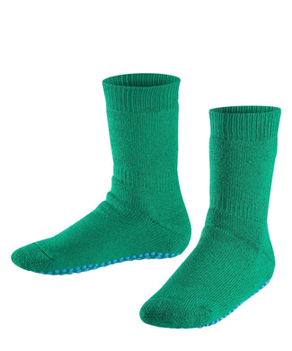 Falke Catspads Kinder-Stoppersocken grass green Kindermode