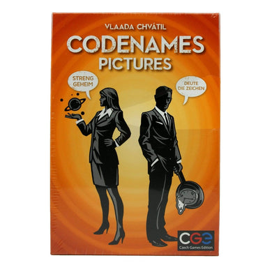 Codenames Pictures Spiele
