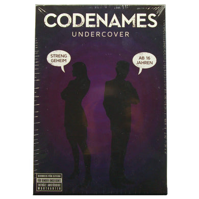 Codenames Undercover Spiele