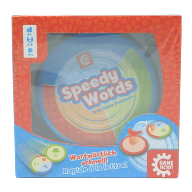 Game Factory Speedy Words Spiele