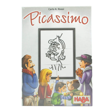 HABA Picassimo Spiele