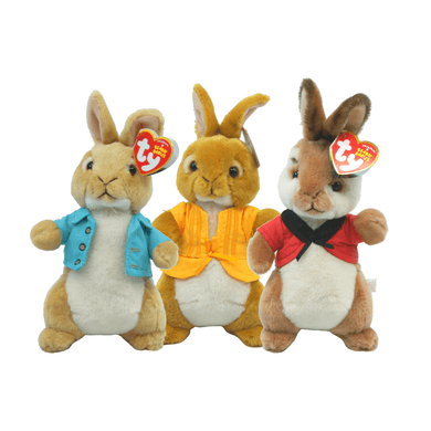 ty Beanie Babies Peter Hase Collection Plüschtiere & Puppen