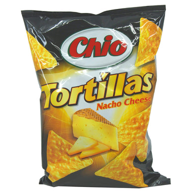 Chio Tortillas Nacho Cheese Lebensmittel