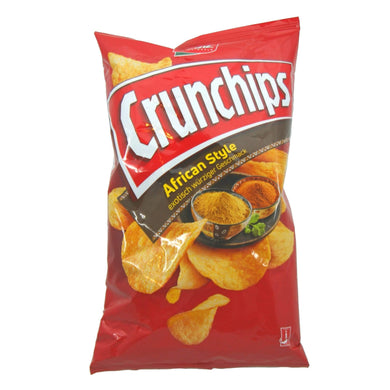Crunchips African Style Lebensmittel