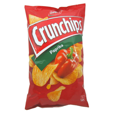 Crunchips Paprika Lebensmittel