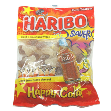 Haribo Happy Cola Sauer Lebensmittel