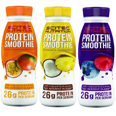 Protein Smoothie  6 Bottles Pack