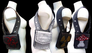 Handmade Double Shoulder Holster By Another Way of Life