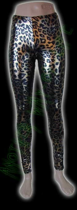 Golden Leopard LeggingsAnother Way of Life