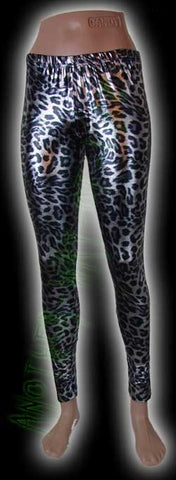 Silver leopard leggingsAnother Way of Life