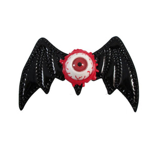 Batty Eye Splat Hair Bow hairclip By KreepsvilleAnother Way of Life