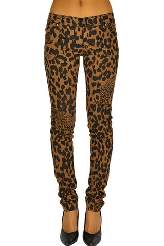 Tripp NYC Safari Jeans Cheetah PrintAnother Way of Life