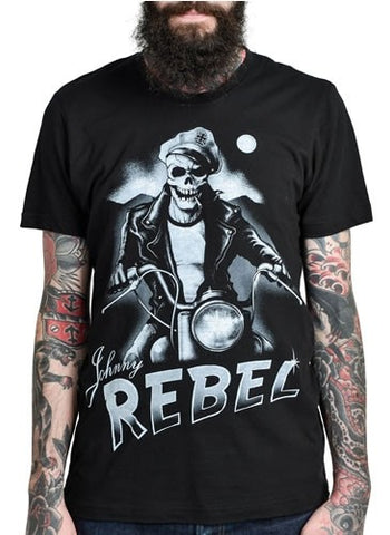 T-shirt Too Fast Johnny RebelAnother Way of Life