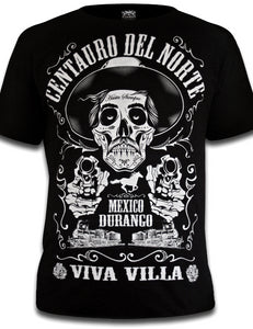 MexicanMob Men's Viva Villa T-Shirt Another Way of Life