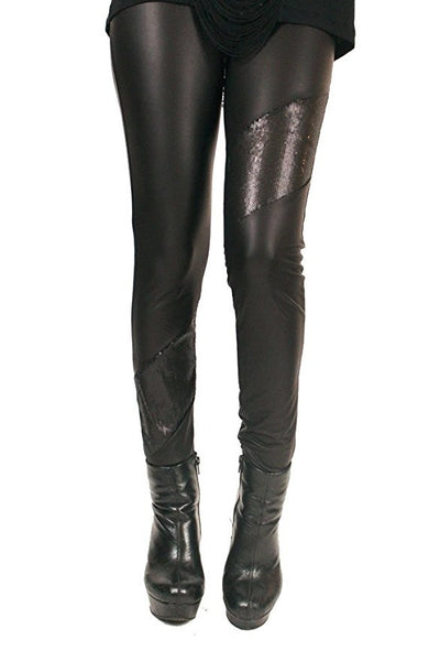 Gothic Disco Killer Leggings Pants - Another Way of Life