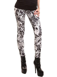 Heartless Leggings Occult Another Way of Life