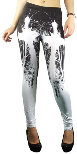 Leggings Addicted cross - Another Way of Life