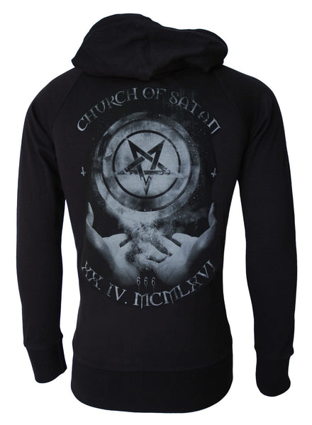 Church Of Satan Star Womans Jacket Another Way of Life