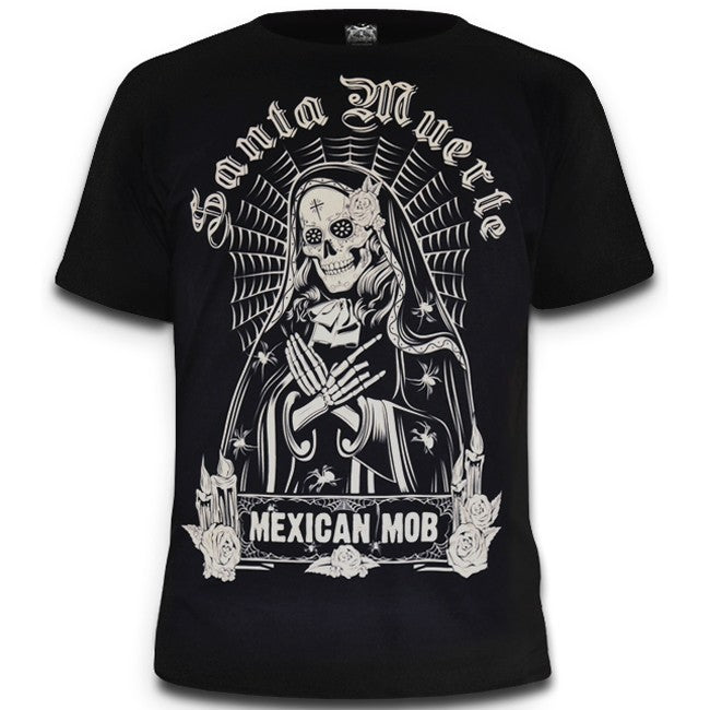 MexicanMob Women's T-Shirt Santa Muerte Another Way of Life