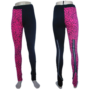 Split Leg Leggings Rock Leo