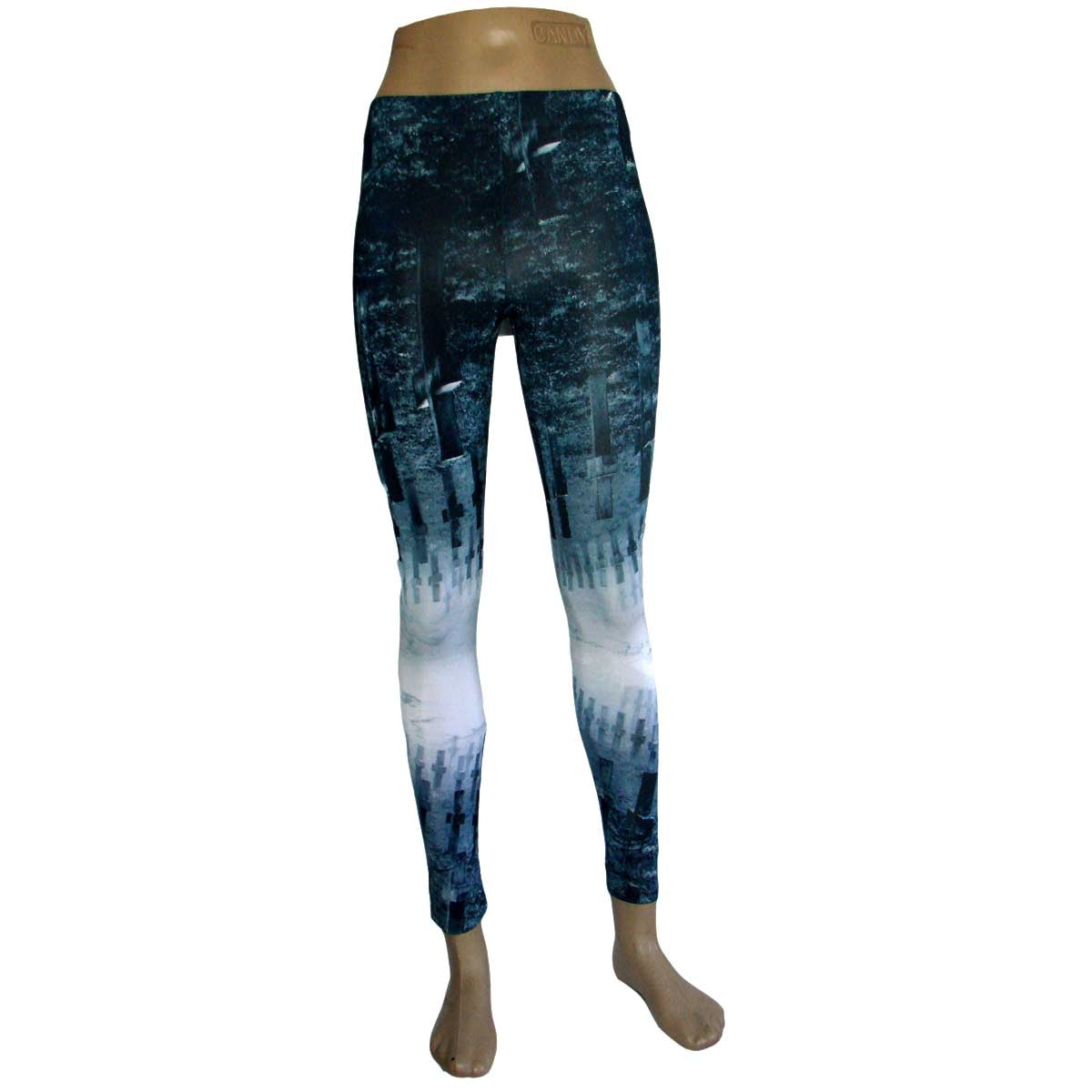 Widow Cemetery Leggings Another Way of Life