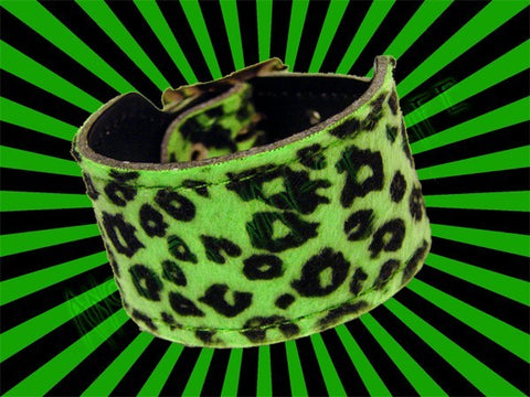 Bracelet punk leopard Another Way of Life