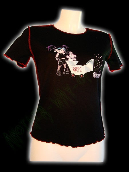 Woman's T-shirt Siouxsie Another Way of Life