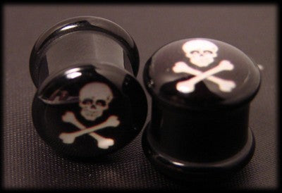 Piercing tunnel ear plugs 10mm Another Way of Life