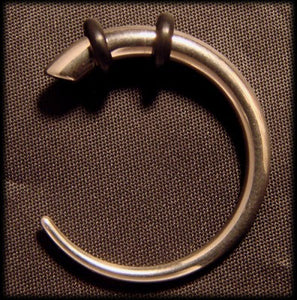 Piercing expander in surgical steel Another Way of Life