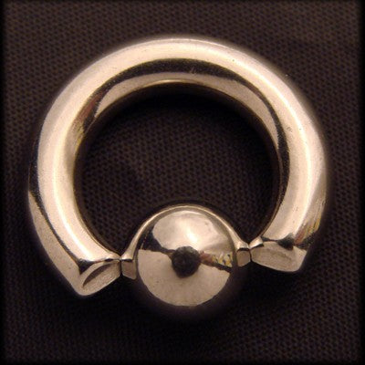 Piercing account slave ring with a surgical steel Another Way of Life