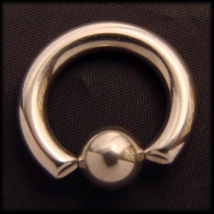 Piercing account slave ring with a surgical steelAnother Way of Life