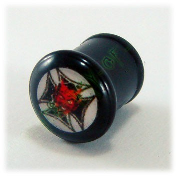 Piercing tunnel ear plugs 8 mm Another Way of Life
