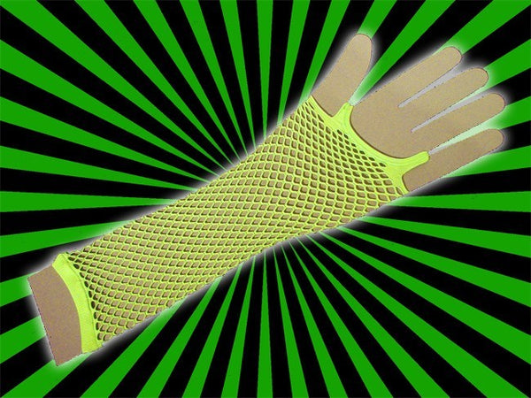 Fishnet gloves without fingers - Another Way of Life