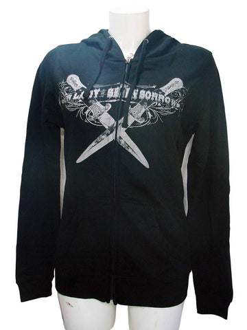 Sorrows Hoodie woman's By Se7en DeadlyAnother Way of Life