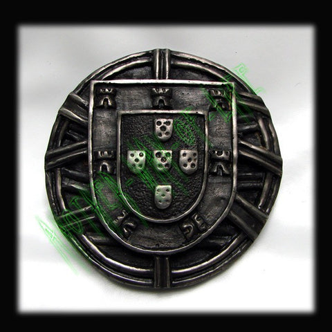 Buckle Shield of PortugalAnother Way of Life