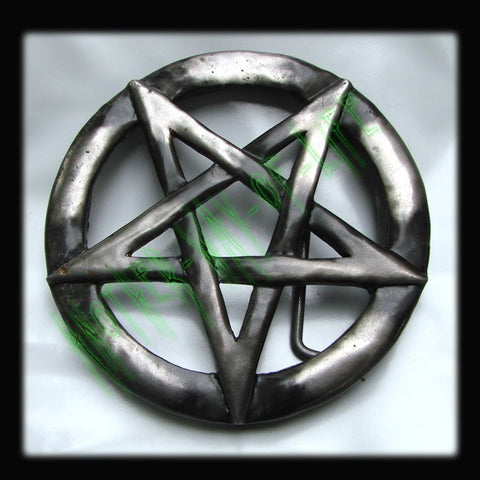 Big Pentagram BuckleAnother Way of Life