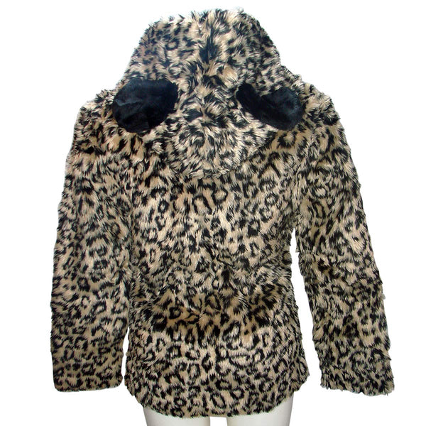Leopard Fur Jacket by JawbreakerAnother Way of Life