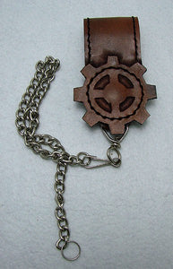 Steampunk wallet chainAnother Way of Life