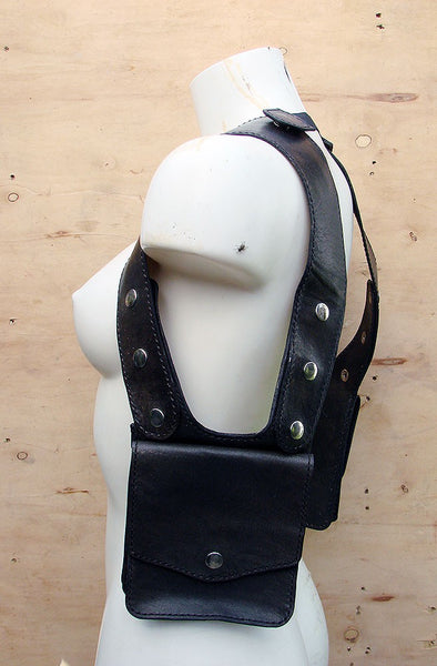 Double Holster in aged blackAnother Way of Life
