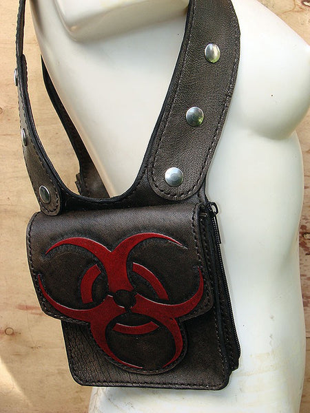 Double Shoulder  Holster Biohazard Another Way of Life