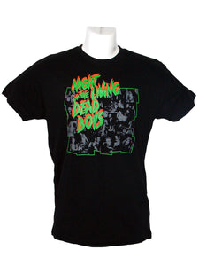 Men's Black T-Shirt Night Of The Living Dead Boys