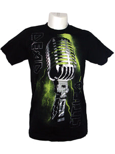 Men's Black T-Shirt Thunderstruck