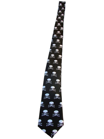 Black tie skull with bonesAnother Way of Life