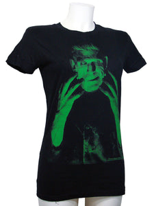 Women's T-shirt Top Frank Hands