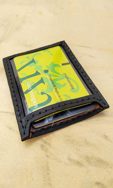 Pentagram ATM card holder 1