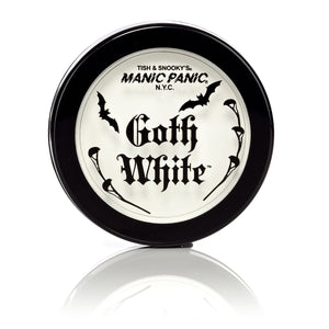 Goth White Cream/Powder Foundation by Manic Panic