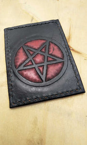 Pentagram ATM card holder by anothyer way of life