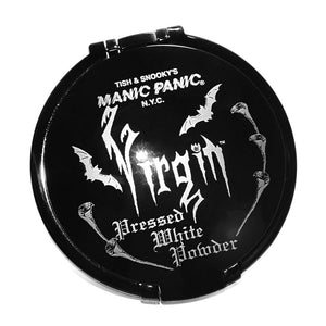 Virgin White Pressed Powder by Manic Panic